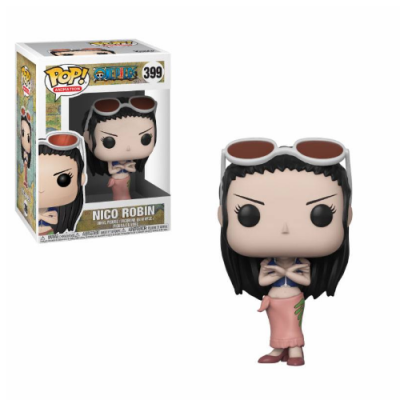 POP One Piece Nico Robin | Double Project