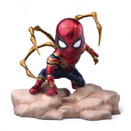 Vengadores Infinity War Mini Egg Attack Iron Spider   Double Project