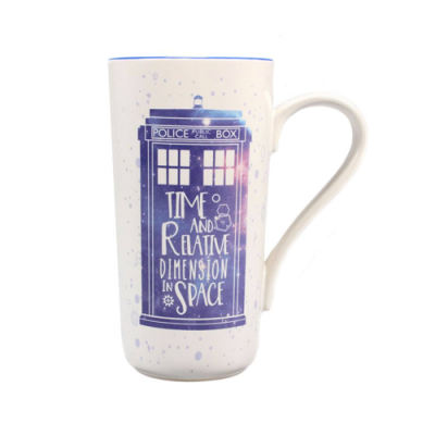 Doctor Who Taza Latte-Macchiato | Double Project