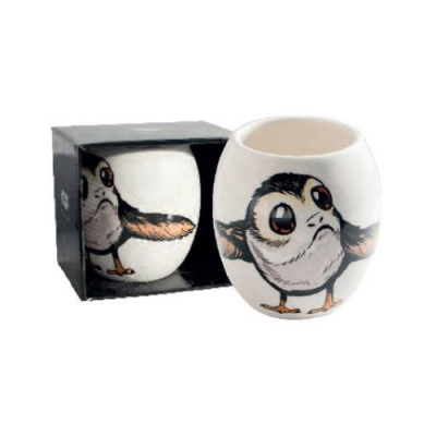 Star Wars Episode VIII Taza Porg | Double Project