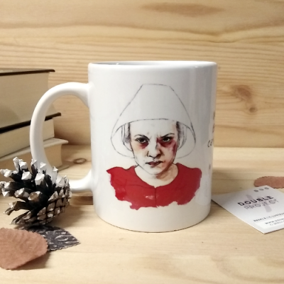 Taza Nolite te bastardes carborundorum | Double Project