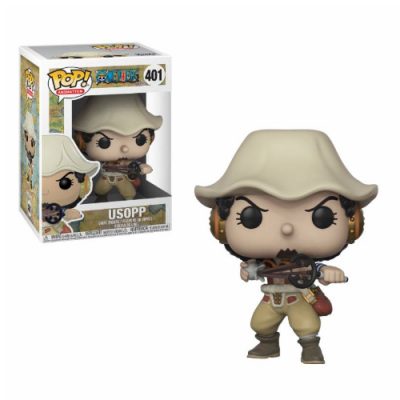 POP One Piece Usopp | Double Project