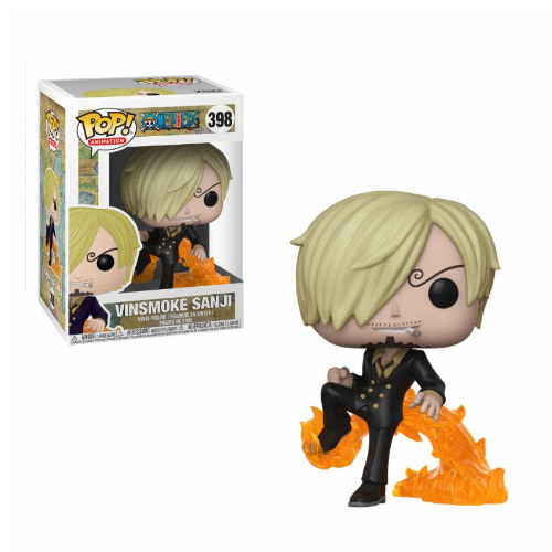 Pop One Piece Vinsmoke Sanji Double Project