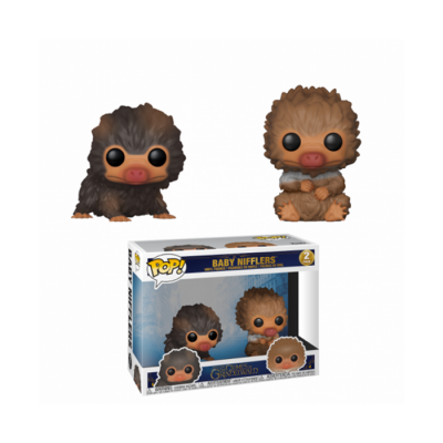 [Pre-order] POP Pack Baby Nifflers Fantastic Beasts 2 | Double Project
