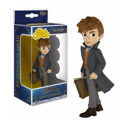 Rock Candy Newt Scamander Animales Fantásticos 2 | Double Project
