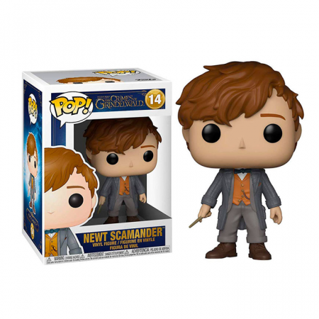 POP Newt Scamander Animales Fantásticos 2 | Double Project