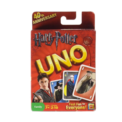 Harry Potter Juego de Cartas Uno | Double Project