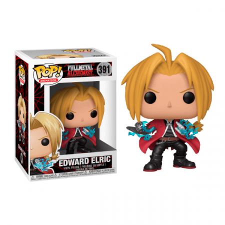 Fullmetal Alchemist POP Ed | Double Project