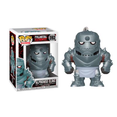 Fullmetal Alchemist POP Alphonse Elric | Double Project