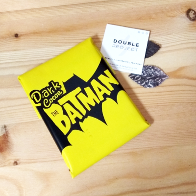 Batman tableta de chocolate | Double Project