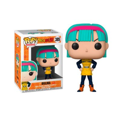 DragonBall Z POP! Bulma | Double Project