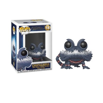POP Chupacabra Fantastic Beasts 2 | Double Project