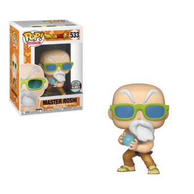 DragonBall Speciality Series master Roshi | Double Project
