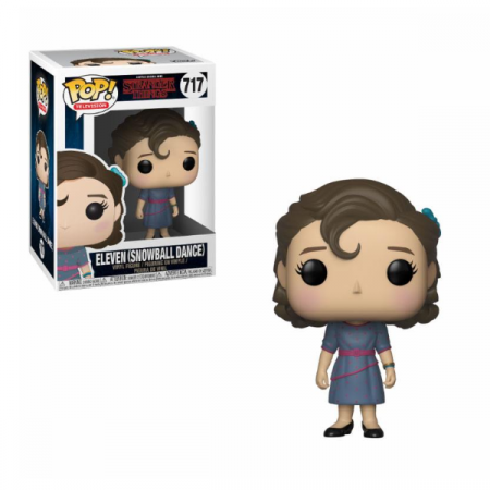 Stranger Things POP Eleven Snowball Dance | Double Project