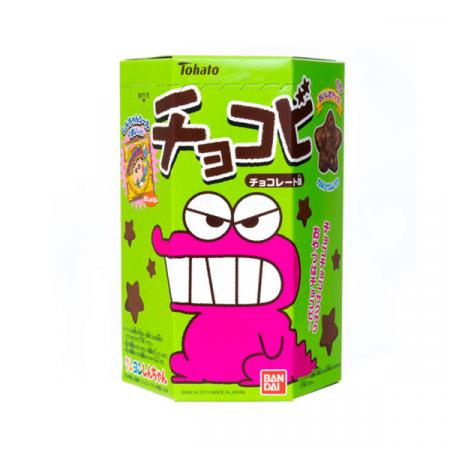 Galletas Snack Shin Chan Sabor Chocolate | Double Project