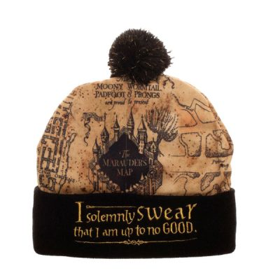 Harry Potter Gorro mapa del merodeador | Double Project