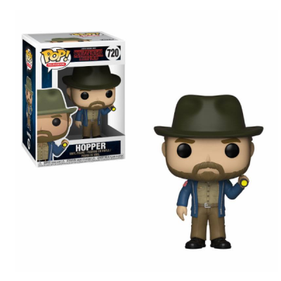 Stranger Things POP Hopper | Double Project