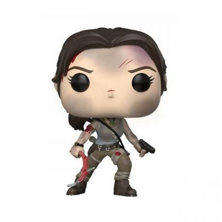 POP Tomb Raider Lara Croft | Double Project