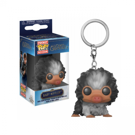 Llavero Pocket POP Baby Niffler Fantastic Beats 2 | Double Project