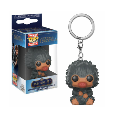 Llavero Pocket POP baby Niffler Fantastic Beasts 2 | Double Project