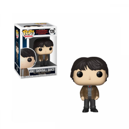 Stranger Things POP Mike Snowball Dane | Double Project