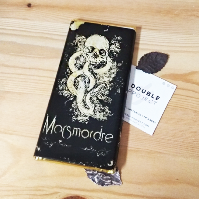 Harry Potter Tableta Chocolate Mortifagos | Double Project
