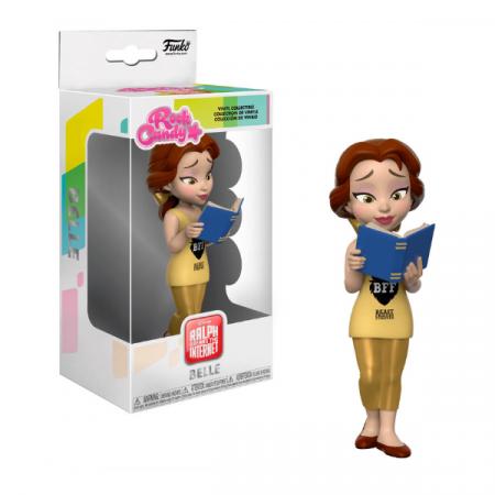 Rock Candy Ralph Rompe internet Disney Comfy Princesses Bella   Double Project
