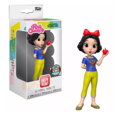 Rock Candy Ralph Rompe internet Disney Comfy Princesses Blancanieves | Double Project