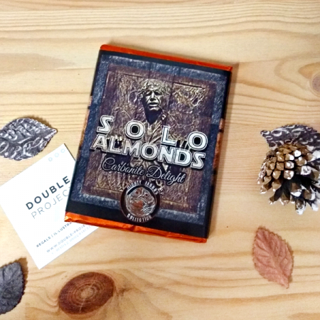 Star Wars Tableta Chocolate Solo Almonds | Double Project