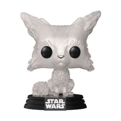 Star Wars POP Vulptex (Crystalline Fox) | Double Project