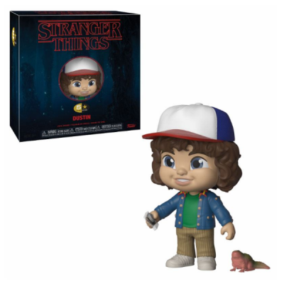 Stranger THings 5 Star Dustin Funko | Double Project
