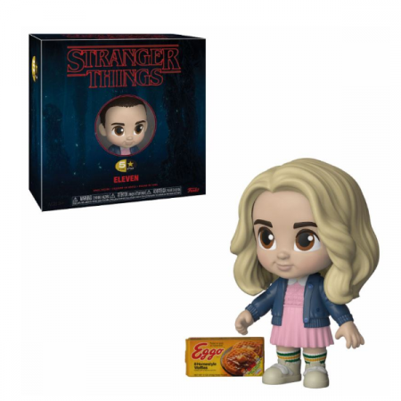 Stranger Things 5 Star Eleven - Double Project