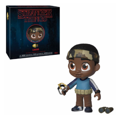 Stranger Things 5 star Lucas Funko | Double Project