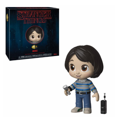 Stranger Things 5 Star Mike Funko | Double Project