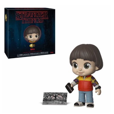 Stranger Things 5 Star Will Funko | Double Project