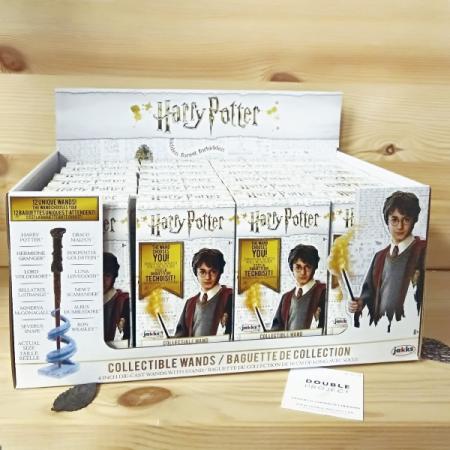 Harry Potter Varitas de Combate   Double Project