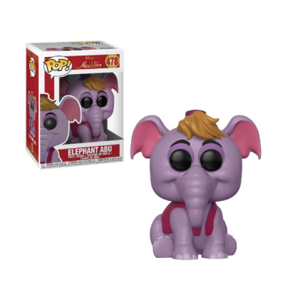 Aladdin POP Elephan Abu | Double Project