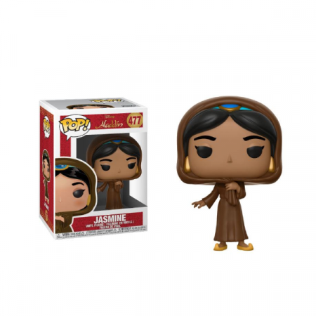 Aladdin POP Jasmine in disguise | Double Project