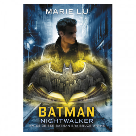 Libro Batman Nightwalker (DC Icons 2) | Double Project