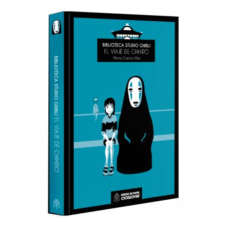Libro Biblioteca Studio Ghibli 1 EL viaje de Chihiro | Double Project