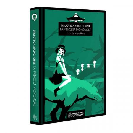 Libro Biblioteca Studio Ghibli 2 La princesa Mononoke | Double Project