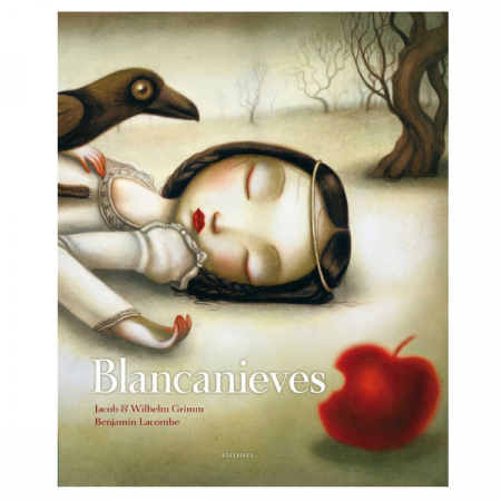 Libro Blancanieves Benjamin Lacombe | Double Project