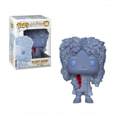 Harry Potter POP Bloody Baron | Double Project