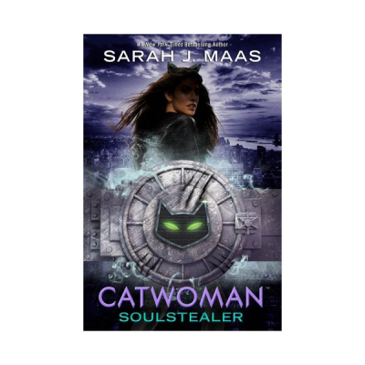 Libro CatWoman Soulstealer (DC Icons 3) - Double Project