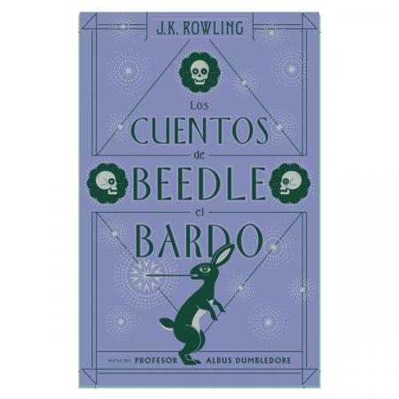 Libro Los cuentos de Beedle el bardo | Double Project