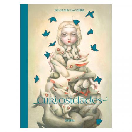 Libro Curiosidades Benjamin Lacombe Artbook   Double Project