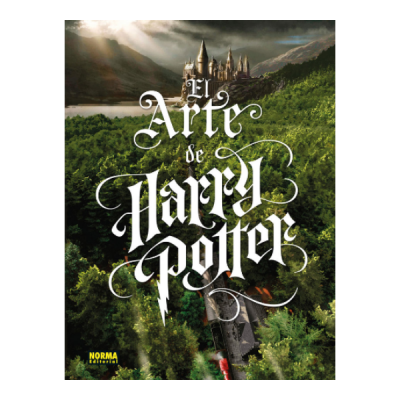 Libro El arte de Harry Potter | Double Project