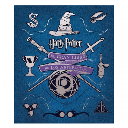 El Gran Libro de los artefactos de Harry Potter | Double Project