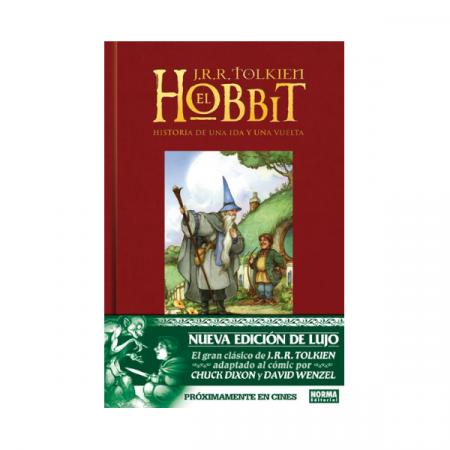 Libro El Hobbit (Edición de lujo) | Double Project