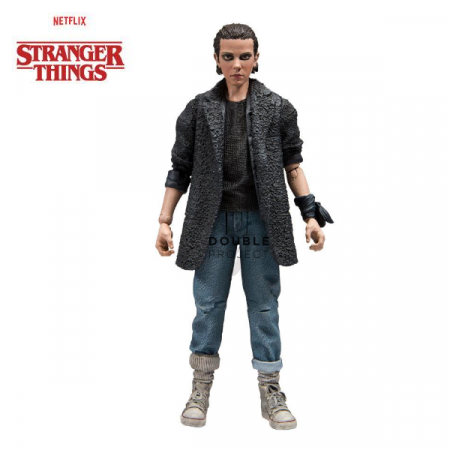 Stranger Things Figura Eleven 15cm 2a temp | Double Project